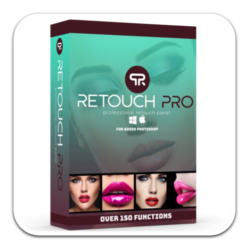 Retouch Pro for Mac(ps磨皮化妆插件)